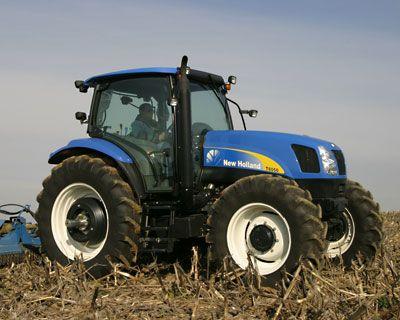 New holland traktorer